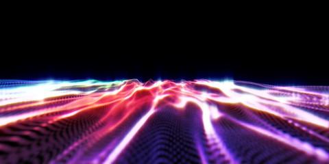 nebula plasma color