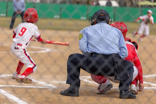 少年スポーツ ソフトボール大会