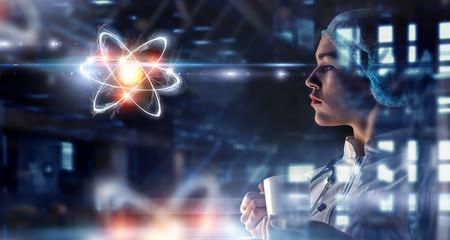 Biochemistry and technologies. Mixed media