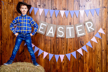 nine year old cowboy