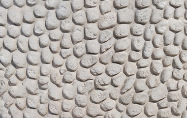 Rough stone texture with reliefs