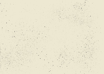 Vector grunge texture for background. Round points and drops.