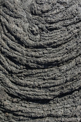 cold volcanic flow in detail