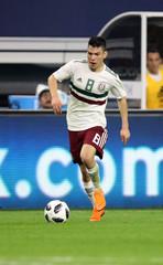 Soccer: Mexico vs Croatia