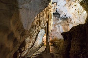 höhle cueva del indio
