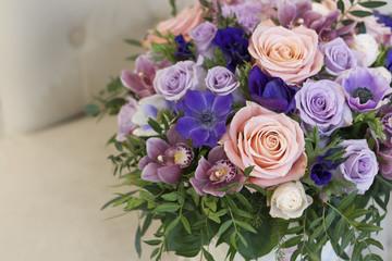 Красивые цветы в подарок