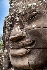 Bayon Buddha, Cambodia