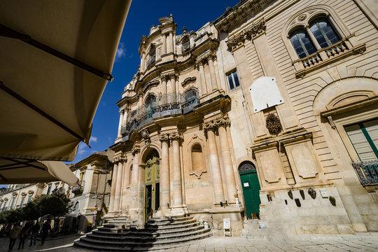 Scicli Sicilia Italia