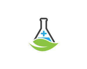 Health Medical Lab Logo template