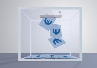 élection - financement - fraude - concept - illégal - corruption - politique - campagne électorale