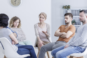 Resolving family issues in therapy