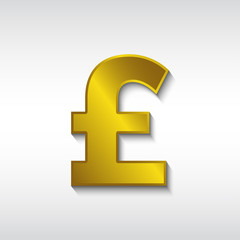 poundsterling money symbol illustration