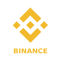 Binance Cryptocurrency Sign Isolated