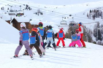 Cours de ski enfants-9706