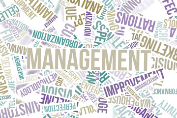 Management, for texture or background.
