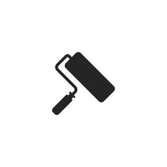 painter icon. sign design