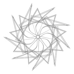 Geometry patterns for design and presentation vector EPS10