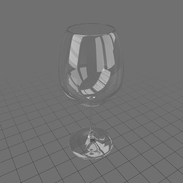 Pinot noir wine glass