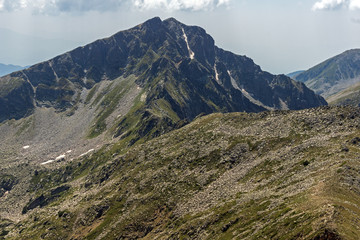 Amazing Landscape of Yalovarnika peak, Pirin Mountain, Bulgaria
