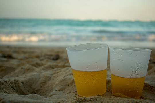 Drinks In The Sand