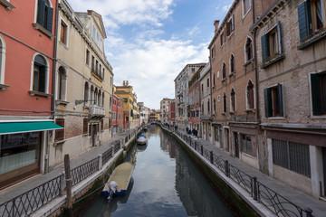 ベネチアの町並み