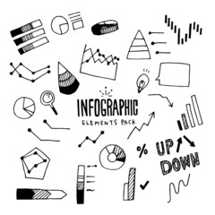 Infographic Illustration Pack