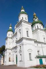 Eletsky Holy Assumption Convent, Chernigiv, Ukraine