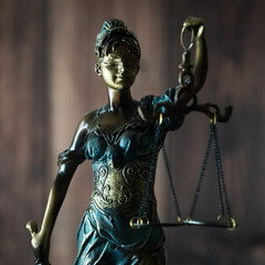 Lady justice, themis, statue of justice