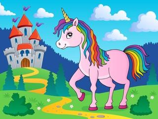 Garden Poster Pony Happy unicorn topic image 3