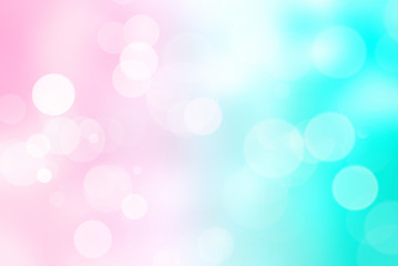 Colorful abstract background blur