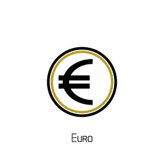 Euro Money Vector Icon