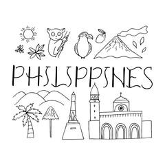 National symbols of Philippines.