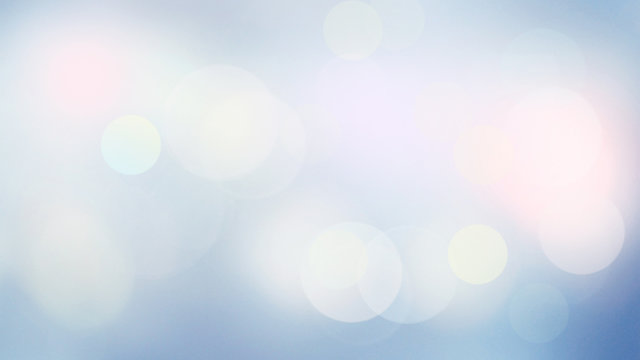 Blue background blur,holiday wallpaper