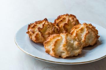 Turkish Lor Dessert / Coconut Cookies