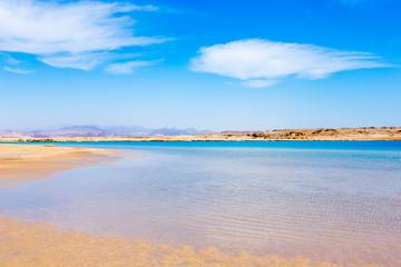 Ras Mohamed National Park in Egypt.