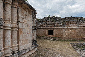 Labna,Mesoamerican archaeological site and ceremonial center of the pre-Columbian Maya civilization, Yucatan, Mexico