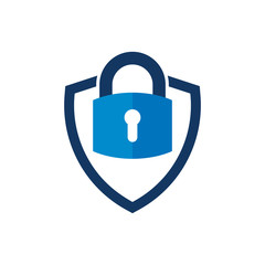 Security Shield Logo Icon Design