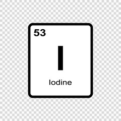 chemical element Iodine