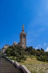 マルセイユのノートルダム・ド・ラ・ガルド寺院