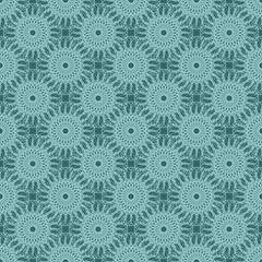 Seamless pattern with ornaments. Elements for design and decoration.
