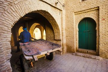 Medinah, Kairouan, Tunisia