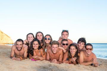 Friends in Summer