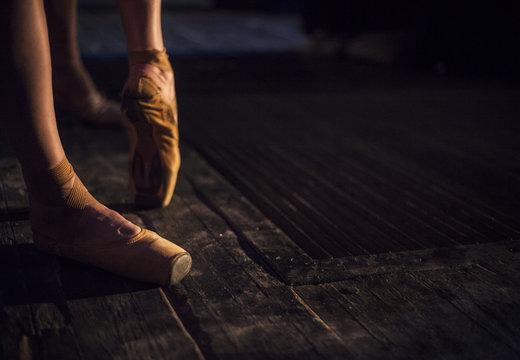 Ballet Women Life