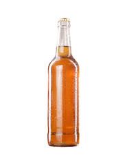 butelka piwa z kroplami