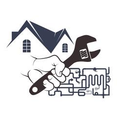 Plumbing in house design