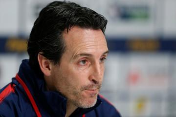 Coupe de la Ligue Final - Paris St Germain Press Conference