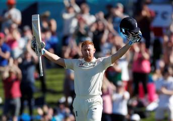 Cricket - New Zealand vs England - Second Test - Hagley Oval, Christchurch