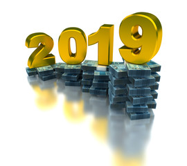 Growing Brazil Economy 2019