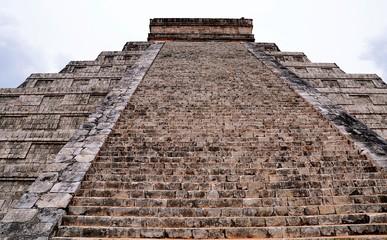 The Castle, Pyramid Chichen Itza, Mexico