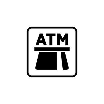 Automated teller machine (ATM) symbol